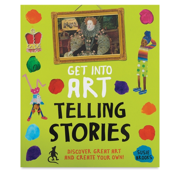 Get Into Art: Telling Stories