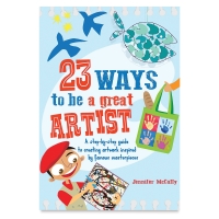 23 Ways to be a Great Artist