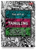 The Art of Tangling Drawing Book