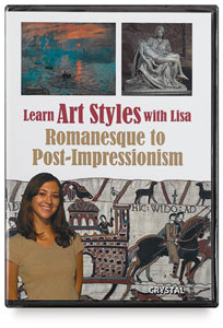 Romanesque to Post-Impressionism