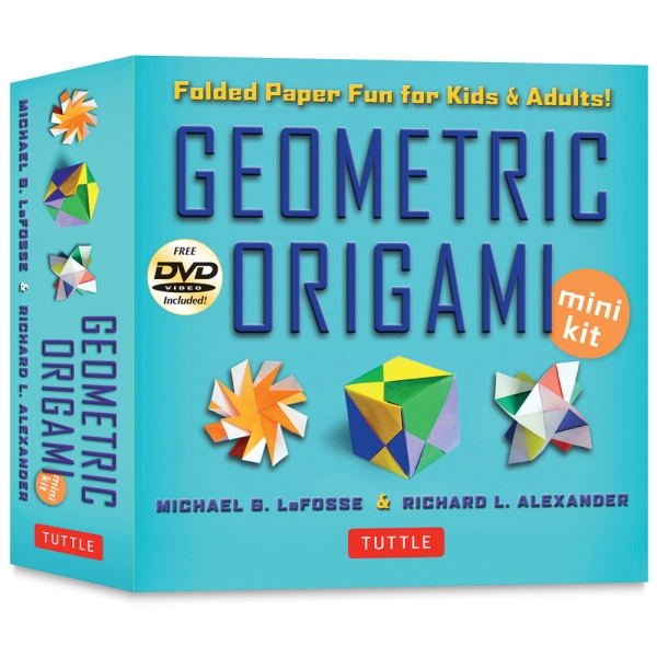 The Geometric Origami Mini Kit