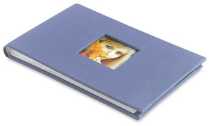 Brag Book, Blue