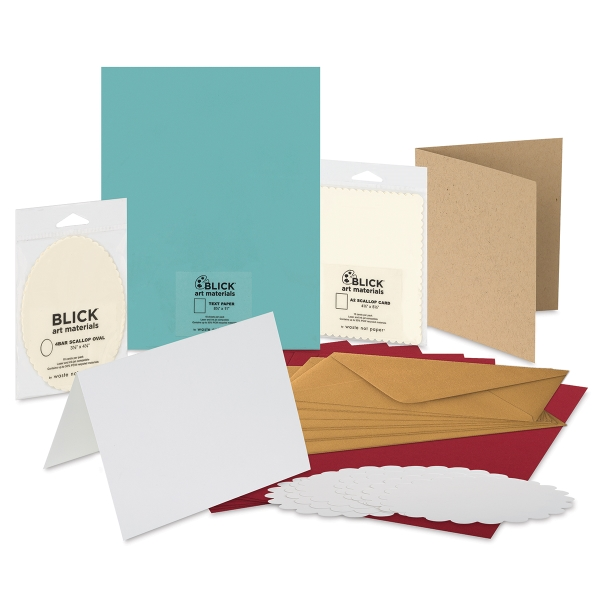 Blick Stationary