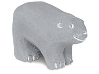 Inuit Bear Carving