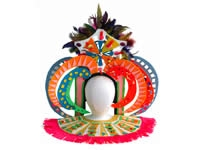 Junkanoo Headress