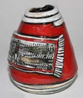 Navajo-Inspired Bottles - 2 Projects by Mayco® Colors
