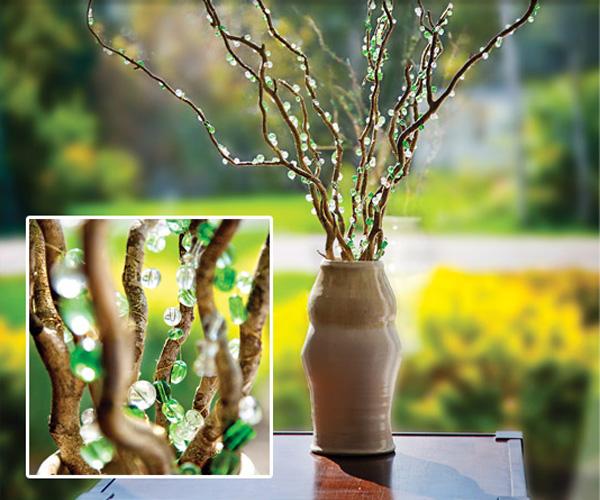 Glittering Branches