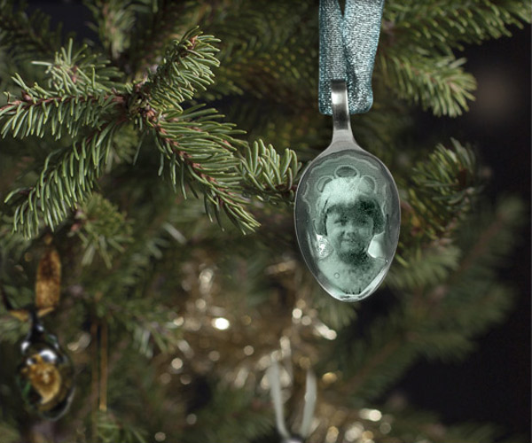 Resin Spoon Ornament
