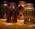 Mason Jar Moroccan Lanterns