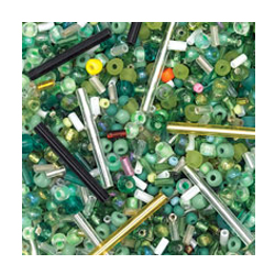 Potpourri Glass Beads