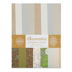 Shizen Decorative Paper Screen Print Assortment Packs