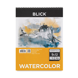 Blick Essentials Watercolor Pads