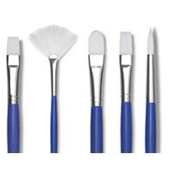 Blick Scholastic Wonder White Brushes