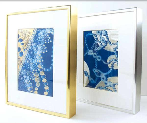 Gilded Sun Prints