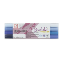 Zig Brushables Dual Tip Markers and Sets