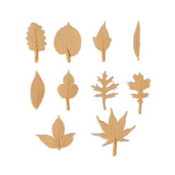 Leaf Print Set