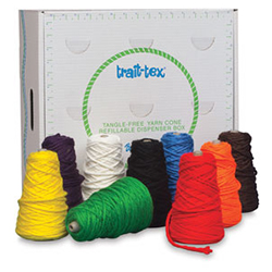 Trait-Tex Jumbo Roving Yarn