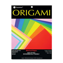 Yasutomo Mineral Origami Paper