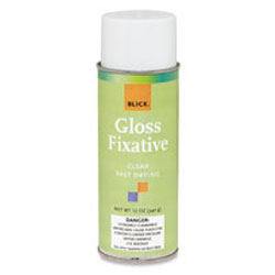 Blick Gloss Fixative