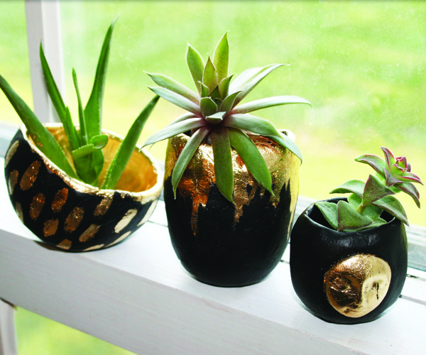 Pinch Pot Vases