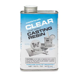 Castin'Craft Clear Polyester Casting Resin