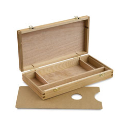 Art Alternatives Artist's Sketch Box with Palette