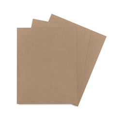 Crescent Chipboard Packs