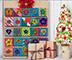 Mini Canvas Advent Calendar