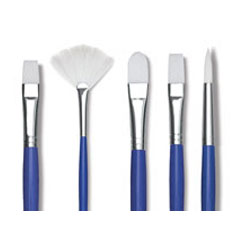 Blick Scholastic Wonder White Brushes