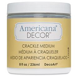 Americana Decor Mediums