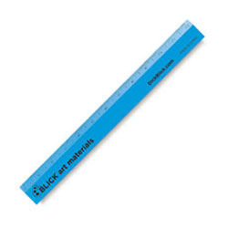 Blick Plastic Ruler