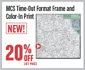 MCS Format Frame and Print