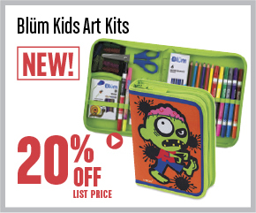 Blum Kids Art Kits