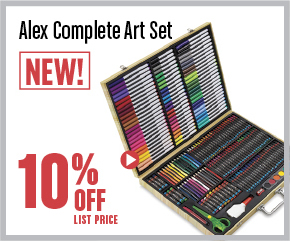 Alex Complete Art Set