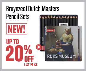 Bruynzeel Great Masters Colored Pencil Sets