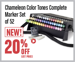 Chameleon Color Tones Marker Set