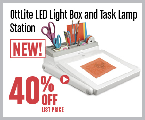 Ott Light Lamp Station