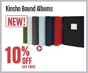 Kinsho Bound Albums