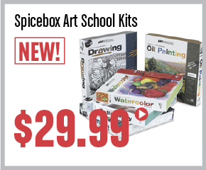 Spice Box Art Sets