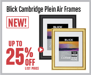 Blick Cambridge Plein Air Frames
