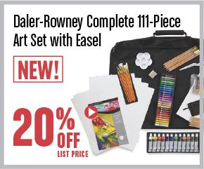 Daler Rowney Complete Set
