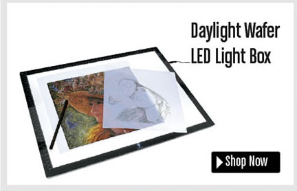 Daylight Wafer LED Light Box