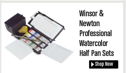 Winsor & Newton Professional Watercolor sets