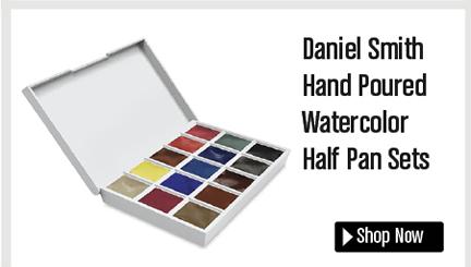 Daniel Smith Hand Poured Watercolor Half Pans