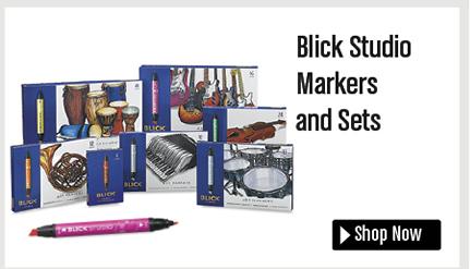 blick studio marker sets