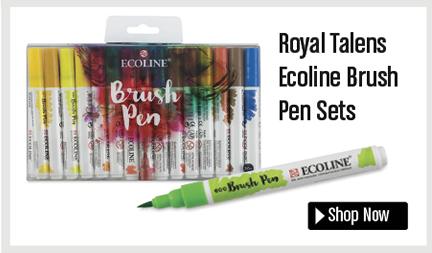 Royal Talens Ecoline Brush Marker