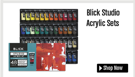 Blick Studio Acrylics