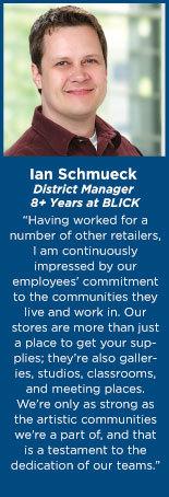 Ian Schmueck Quote