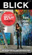 Artists Sale Flyer Catalog