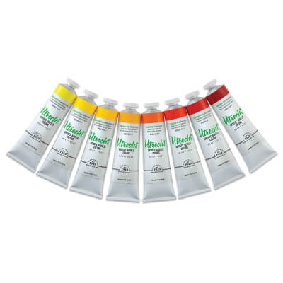 Utrecht Cadmium-Free Artists' Acrylic Colors